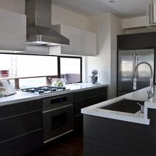 Contemporary Kitchen by Specstones Studio