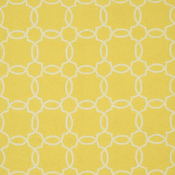 """Loloi Rugs - Loloi Rugs Ventura Collection - Yellow/Ivory, 3'-6"""" x 5'-6"""" - Set the foundation for a beautiful outdoor arear with the well-designed Ventura Collection.  Hand-hooked in China of 100% polypropylene, Ventura's fresh geometric patterns and bright, on-trend colors will immediately update your patio or poolside with can't-miss style.  Each Ventura rug is specially treated to withstand UV rays, rain, mold, and mildew, so it'll remain bold and bright no matter what weather nature brings."""