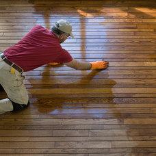 Contemporary Hardwood Flooring by Koydol Inc.