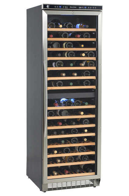 Tall Can Cooler ~ Key measurements for a wine cellar part