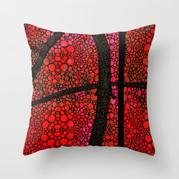Decorative Pillows - All throw pillows come in (3) sizes:  16x16, 18x18 and 20x20 with or without pillow inserts.  You can purchase here: