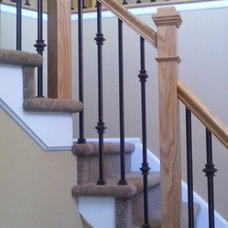 by American Stair and Rail Artisans