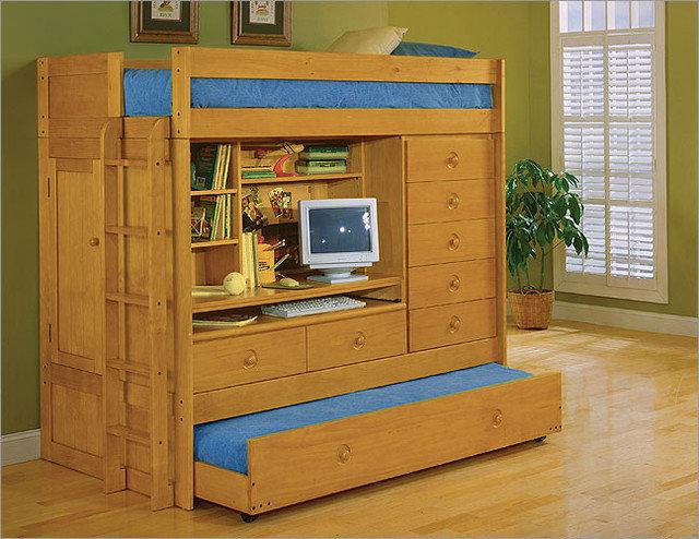 Modern Kids Beds by Tradewins Furniture