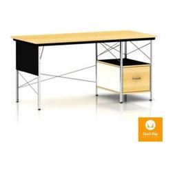 Herman Miller - Quick Ship: Eames® Desk Unit 20 | Herman Miller - Design by Charles & Ray Eames, 1950.