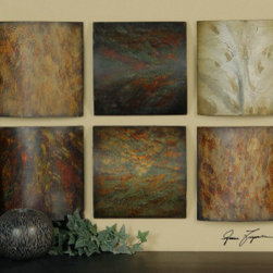 "13355 Klum Collage, S/6 by uttermost - Get 10% discount on your first order. Coupon code: ""houzz"". Order today."
