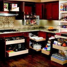 Kitchen Drawer Organizers by ShelfGenie of Indiana