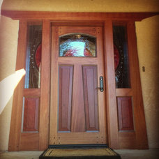 Traditional Front Doors by Craftsman Collective Inc.