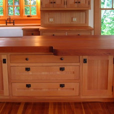 Kitchen Cabinets by NEWwoodworks Fine Woodworking