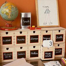 Organizing: Desk Organizing Ideas - Martha Stewart