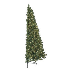 Murphy's Flatback Christmas Tree - A CHARMING TREE FOR SMALL SPACES
