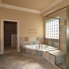 Contemporary Bathroom by David Weekley Homes