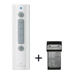 Emerson Fans - Emerson Fans SR400 4-Speed Remote Control w/ RCFP Receiver - Emerson Fans SR400 4-Speed Remote Control w/ RCFP Receiver