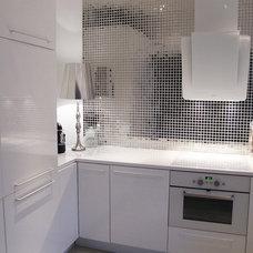Contemporary Kitchen by Sindahl