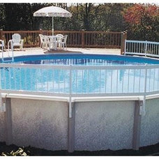 Contemporary Home Fencing And Gates by PoolSupplyWorld.com