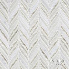 Contemporary Tile by Encore Ceramics