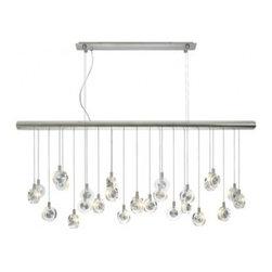 LBL Lighting | Bling Linear Suspension Light -