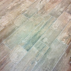 Eclectic Wall And Floor Tile by The Tile Company