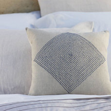 Contemporary Pillows by ARE NATURALS