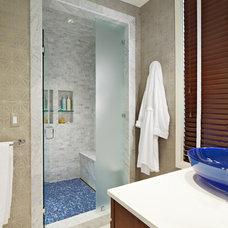 Contemporary Bathroom by Euro Design/Build/Remodel