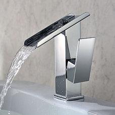Modern Bathroom Sink Faucets by easydo