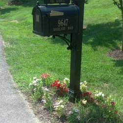 Residential Mailbox - Architectural Mailbox packages