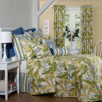 "Thomasville at Home - ""Cayman"" Bedspread by Thomasville at Home - Cayman Bedspreads by Thomasville at Home from Kellsson Home Linens"