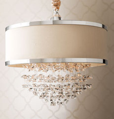 traditional chandeliers by Horchow