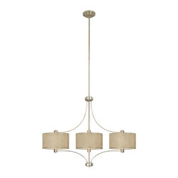 Capital Lighting - Transitional 3 Light Island Billiard FixtureLuna Collection - Features: Specifications: Requires (3) x 60 Watt Medium Base Bulbs (Not Included) Since 1990, Capital Lighting has worked with residential, commercial, hotel and construction clients.