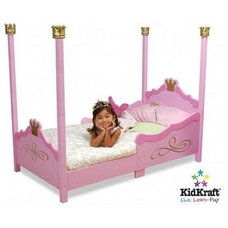 Eclectic Toddler Beds by kidsdecor.net