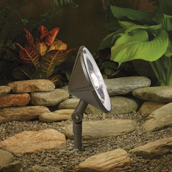 "Kichler - Kichler 15861AZT27 Landscape LED 9.25"" 12v Path Light - Product Features:"