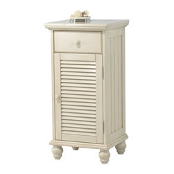 """Foremost - Foremost CTAF1735D Cottage Floor Cabinet in Antique White - Foremost CTAF1735D Cottage Floor Cabinet in Antique WhiteBring elegance into your home with the classic Cottage Collection.  Adjustable, interior storage space and full-extension drawers, all in a premium antique white finish, make this beautiful Floor Cabinet the perfect complement to any Cottage Vanity.Foremost CTAF1735D Cottage Floor Cabinet in Antique White, Features:bull; Dimensions:  17"""" w x 15"""" d x 35"""" h"""