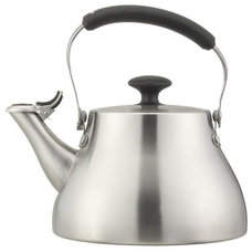 contemporary coffee makers and tea kettles by Crate&Barrel