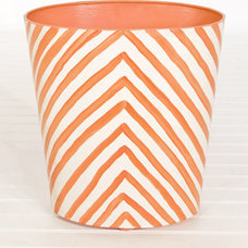 Contemporary Wastebaskets by Layla Grayce