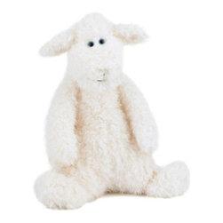 Jellycat - Quick Ship! Muffin Stuffed Toy - Lamb - Quick Ship Muffin Stuffed Toy Lamb