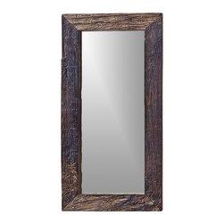Regina Andrew - Regina Andrew Driftwood Mirror - Driftwood Mirror by Regina Andrew.
