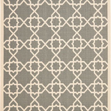 "Rue La La - Safavieh ""Courtyard"" Indoor/Outdoor Rug"