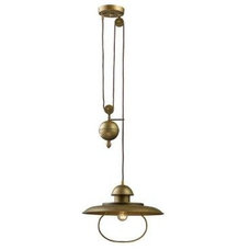 Eclectic Pendant Lighting by Home Depot