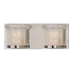 Hudson Valley Lighting Denning Satin Nickel Bathroom Light -