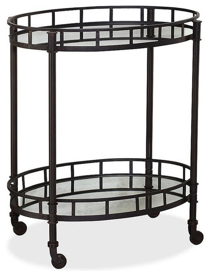 Traditional Bar Carts by Pottery Barn