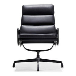 Herman Miller - Herman Miller | Eames® Soft Pad Lounge Chair - Design by Charles & Ray Eames, 1969.