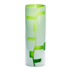 Cyan Design - Cyan Design Lighting 04242 Small Danish Vase - Cyan Design 04242 Small Danish Vase