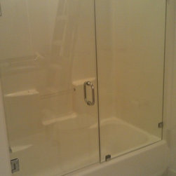 NJ Frameless Shower Door - NJ Frameless Shower Door