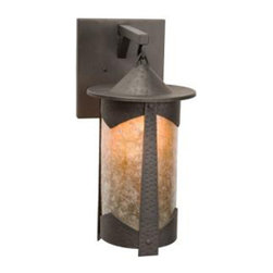 Steel Partners Inc - Hanging Sconce - Pasadena - VALLEJO - Every piece we create is unique — handcrafted at our factory in Chehalis, Washington, USA. Due to this, lead times are 2 to 4 weeks.