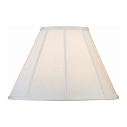 Lite Source - Lite Source CH106 Table and Floor Empire Shade - Antique Satin Fabric Multicolor - Shop for Shades from Hayneedle.com! Create an inviting ambiance in your home with this Lite Source CH106 Table and Floor Empire Shade - Antique Satin Fabric. It's the perfect fixture to place on lamps in the hallway entryway living space or bedroom of your home. Constructed with traditional style elements and in a sophisticated empire shape it's crafted from smooth satin fabric material. It also boasts a spider with harp fitting that ensures the shade stays on the lamp.About Lite SourceLite Source is headquartered in California and manufactures a beautiful selection of high-quality accent lamps ceiling lighting wall lighting exterior lighting and home accessories. A purchase from Lite Source will be a long-lasting addition to any decor.