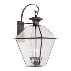 Livex Lighting - Livex Lighting 2386-07 Outdoor Lighting/Outdoor Lanterns - Livex Lighting 2386-07 Outdoor Lighting/Outdoor Lanterns
