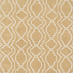 "Loloi Rugs - Loloi Rugs Cassidy Collection - Beige, 3'-6"" x 5'-6"" - Featuring an incredibly soft texture, the Cassidy Collection is a haven for bare feet. Try it in the bedroom, bathroom, or living room and experience one of the most comfortable rugs you'll ever feel. The 100% polyester surface is not only one of the softest materials on the rug market, it's also incredibly durable, stain resistant, and color fast - making Cassidy a smart choice for the most high traffic rooms in your home. Power loomed in China."