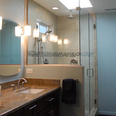 Bathroom by Jason Ball Interiors, LLC