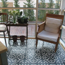Wall And Floor Tile by Cement Tile / KAROİSTANBUL