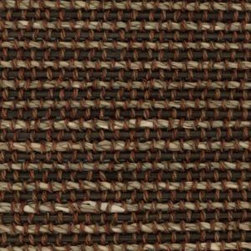 Blinds.com Brand Deluxe Woven Wood Shades in Aruba Earth - Our Deluxe Woven Wood Shades collection features complex textures, exotic reeds, grasses, woods, and sophisticated natural colors that will transform your room from dull to striking. Each pattern can be customized with privacy liners or blackout liners. These wooden roman shades (also known as matchstick shades, natural shades or bamboo shades) form accordion pleats as they are raised.