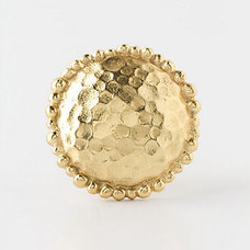 Eclectic Cabinet And Drawer Knobs by Anthropologie